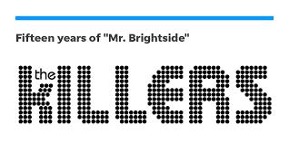 Mr Brightside Factsheet By Des Moines Infogram