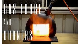 Gas Bottle Wood Burner Design Building A Blacksmithing Gas Bottle Propane Forge Burners