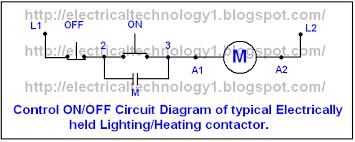 basic stop start circuit wiring diagram wiring diagram star delta 3 phase motor automatic starter timer electrical