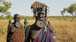 lip plate indigenous culture