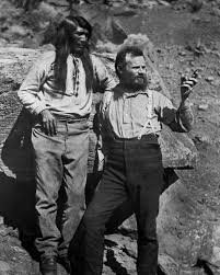 Image result for geologist John Wesley Powell