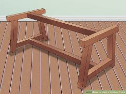 image titled build a kitchen table step 17