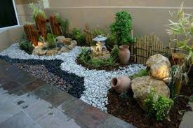 Small Picture 25 Cool Pebble Design Ideas For Your Courtyard Mr Mrs Magazine