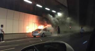 Image result for car explosion singapore