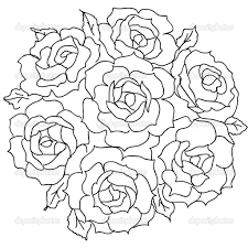Bouquet Drawing At Getdrawings Com Free For Personal Use Bouquet