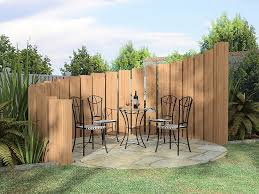 The following are three kinds of fences that you can do it by yourself and  adjust to your home.