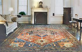 this impressive room sized serapi carpet from nejad s antique rug