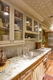 traditional kitchen best of cabinet glass ideas retainer cli