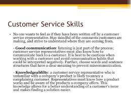skills of customer service representative basic customer service skills every representative should know