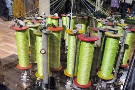 the edelrid rope making machine