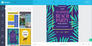 6 Of The Best Free Online Flyer Makers Better Tech Tips