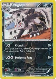 Sammelkartenspiele/TCGs MIGHTYENA rare XY Phantom Forces 54/119 3 x Pokemon  Card - NM/Mint Sammeln & Seltenes subzy.mk