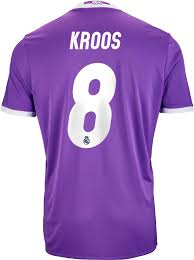Free delivery and returns on ebay plus items for plus members. Adidas Kroos Real Madrid Away Jersey 2016 Real Madrid Jerseys