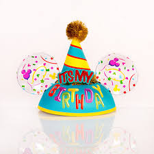 It's My Birthday <b>Ear Hat</b>- <b>Disney</b> Floral and Gifts