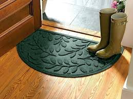 half circle door mats decoration personalized welcome mats entrance mat large semi with semi circle rug half circle door mats