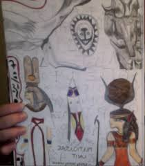 gcse art sketchbook 3 culture le page by honeybeehopeful