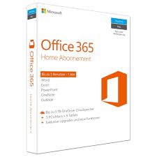 Microsoft Office 365 Home 5pc Und Oder Mac 1 Jahr Download