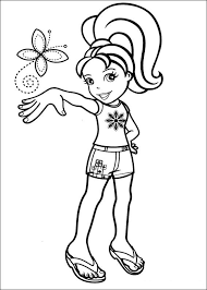 Small Picture Kids n funcom 47 coloring pages of Polly Pocket