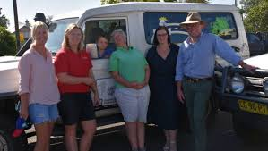 Gywdir Mobile Children's Service receive $80,000 in funding for two new  Toyota Troopcarriers | Moree Champion | Moree, NSW