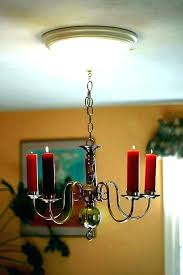 faux candle chandelier chandeliers outdoor home depot ch