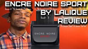 <b>Encre Noire Sport</b> by <b>Lalique</b> Mens Fragrance / Cologne Review ...