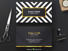 Free Business Card Templates Psd 20 Professional Business Card Design Templates For Free Download