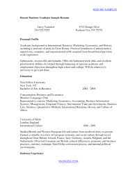 Cover Letter Recent Graduate Accounting Eursto Com