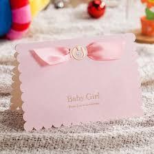 Baby Shower Invitation Cards Wishmade Pink Blue Baby Shower Invitation Cards With Cute Baby Car Invites Card Kit For Boy Girl Birthday Cw5301 Handmade Wedding Invitation Handmade