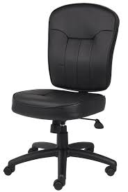 leather office chair no wheels. office chairs no wheels arms e in design leather chair