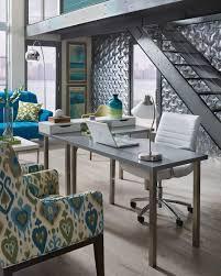office home design. Japanese Weave + Crosshatch Silver (MirroFlex Structures) Office Home Design
