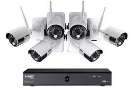 wire free security camera system lorex How To Wire A Security Camera System 6 wire free security cameras and dvr wire free security camera system