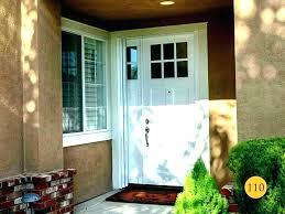 pella entry doors craftsman door craftsman fiberglass entry door front installed in mission style doors craftsman