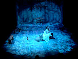 the crucible henderson state university stage lighting design by douglas gilpin