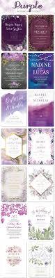 top 8 themed shutterfly wedding invitations purple wedding Cadbury Purple Wedding Invitations Online purple wedding color ideas purple wedding invitations www deerpearlflowers Black and Purple Wedding Invitations