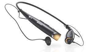 Amazon.com: LG Tone Wireless Bluetooth Stereo Headset - Retail ...