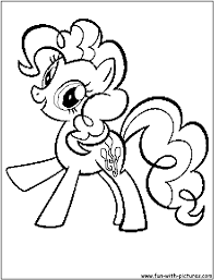 Small Picture Coloring Pages Pinkie Pie Pony Coloring Pages Coloring Home Mlp