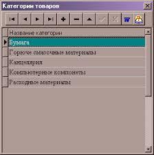 База данных Склад Автоматизированная Система Управления  Дипломная работа ВКР delphi