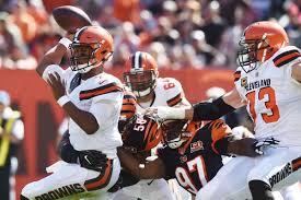 Cincinnati Bengals Vs Cleveland Browns 3rd Quarter Game