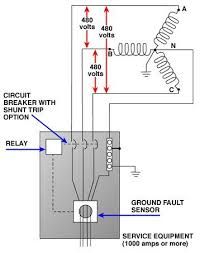 shunt trip breaker wiring diagram square d wiring diagram wiring diagram for shunt trip breaker schematics and diagrams