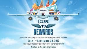 shazam escape to rewards