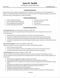 Examples Of Management Resumes Cosy Management Resume Bullets About Samples Atlanta Ga 22