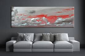 1 piece huge pictures living room multi panel canvas abstract canvas art prints  on large abstract wall art cheap with 1 piece abstract grey canvas wall art