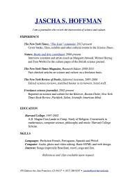 Resume Editing Resume For Study
