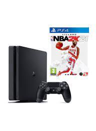 Sony Sony PS4 Slim 1 Tb Oyun Konsolu + PS4 NBA 2K21 - 29330005