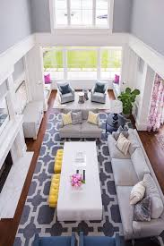 Home Narrow Living Room Furniture Layout With High Ceiling Design Ideas  Also Modern Furniture