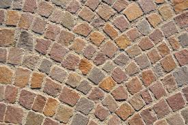 Patio pavers patterns Interlocking Fish Scale Brick Patio Design Pattern Home Stratosphere 50 Brick Patio Patterns Designs And Ideas