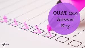 OUAT 2019 Answer Key - Estimate Your Chances For Qualifying From ...