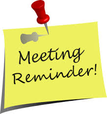 Image result for Meeting notice
