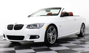 bmw 2013 white. 2013 bmw 3 series certified 335is convertible 6 speed navigation 14624244 0 bmw white