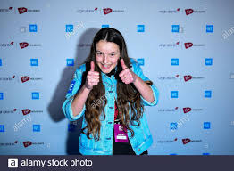 London, UK. 04th Mar, 2020. London, UK. 04th Mar, 2020. Bella Ramsey  Arrives at 2020 WE Day UK at Wembley Arena, London, Uk 4 March 2020.  Credit: Picture Capital/Alamy Live News Stock Photo - Alamy